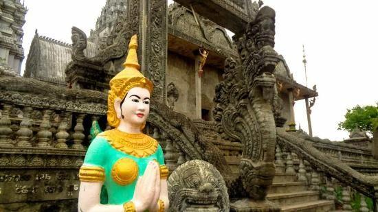 Phnom Srey and Phnom Pros  |   Kampong Cham, Cambodia