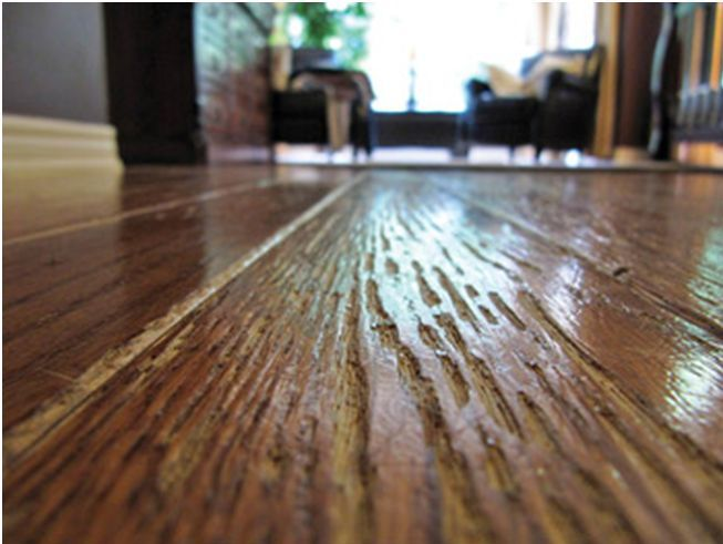Floor Damaged By Repeated Use Of A Steam Mop Cleaner Cleaning Wood Floors Floor Maintenance Mopping Hardwood Floors