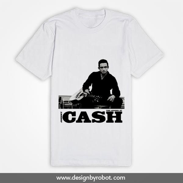Vintage Johnny Cash T Shirt