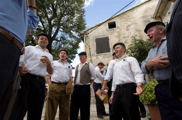 Enjoy traditional music #istra #istria #croatia #adriatic #sea #music #buzet