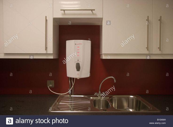 Cleaning Calcium Deposits Kitchen Sink
