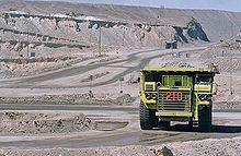Chuquicamata copper mine