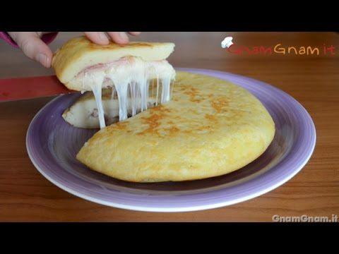 Schiacciata di patate - I tutorial di Gnam Gnam - YouTube