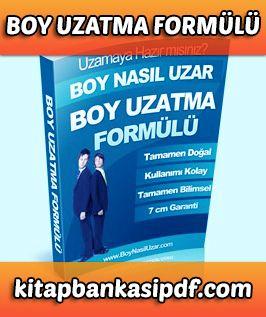 #book #kitap #boyuzatma http://kitapbankasipdf.com/boy-nasil-uzar-boy-uzatma-formulu-pdf/