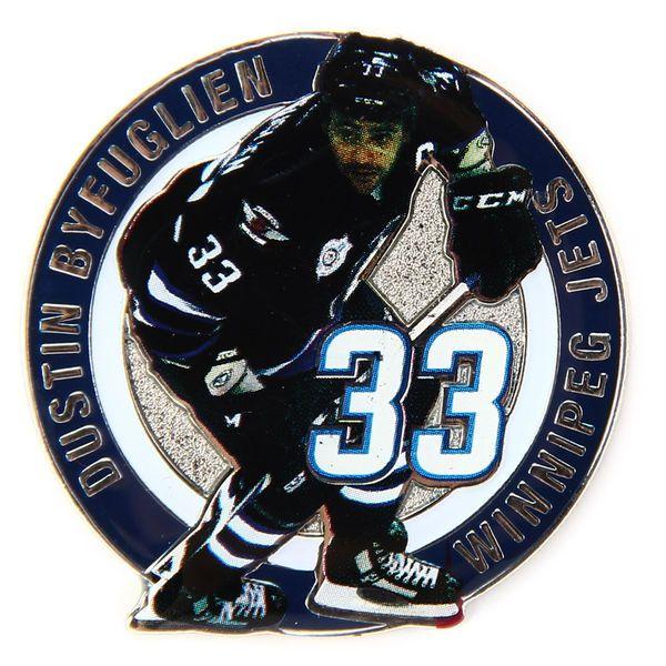 Dustin Byfuglien Winnipeg Jets Photo Pin - $9.99