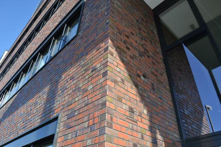 Technische universit t neubau dortmund wittmunder for Klinkerhaus modern