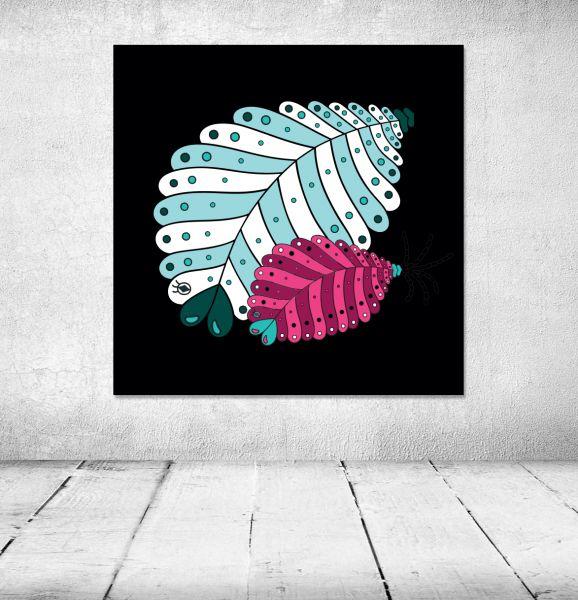 Plakat MAM Nº 4 | NORTH STYLE - skandynawski styl w twoim domu
