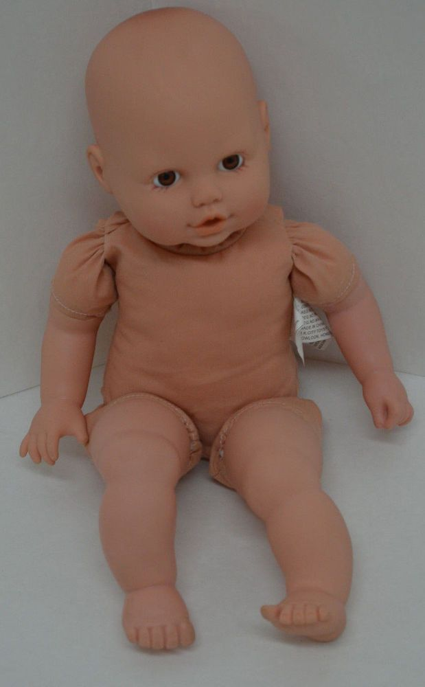 "Circo Target Baby Doll Cloth Body Rubber Head Legs Arms Brown Eyes 14"" #Dolls http://stores.ebay.com/Lost-Loves-Toy-Chest?_dmd=2&_nkw=doll"