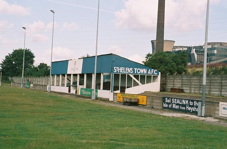 St Helens Town FC