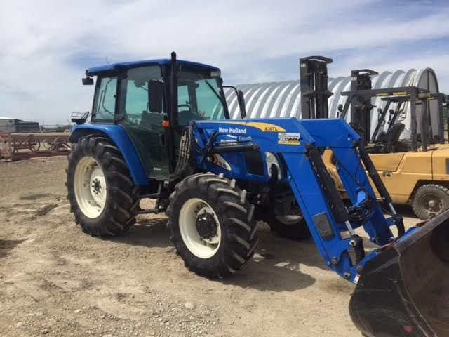 TL90A New Holland Tractor