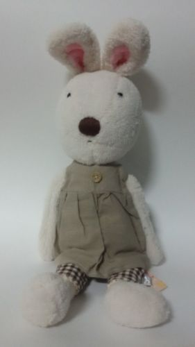 17-Stuffed-Plush-Cute-Bunny-Rabbit-Soft-Toy-Infant-Kid-Gift-Beige-and-LE-SUCRE
