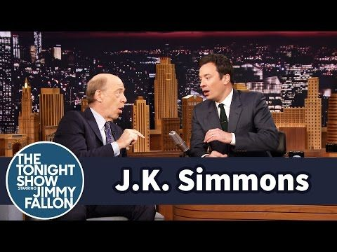 J.K. Simmons faces off with Jimmy in a baritone-challenging singing competition.