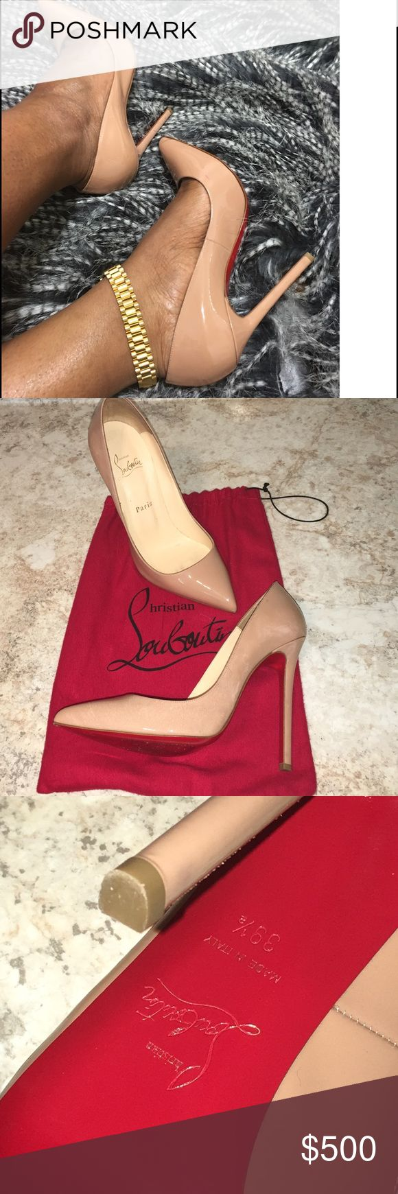 louboutin pigalle plato 120 sizing