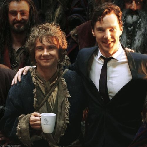 All You Need To Know About Ben Domenech Who Is Now: Benedict Cumberbatch & Martin Freeman, The Hobbit