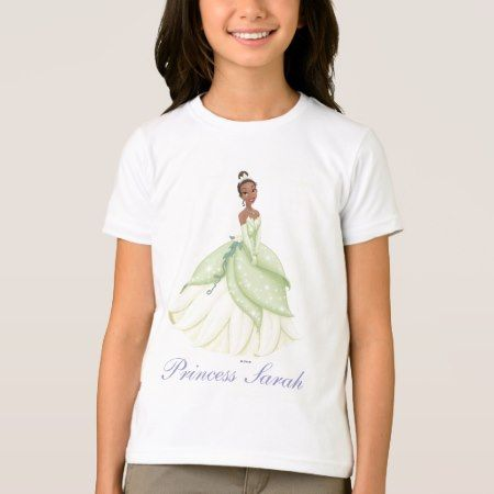 Princess Tiana T-Shirt - tap, personalize, buy right now!