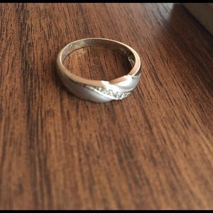 I just added this to my closet on Poshmark: Sterling silver men ring size 8 1/2. Price: $45 Size: 8 1/2