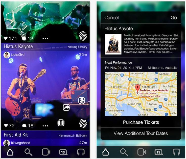 Musicians have a need to perform, whether it's a subway platform or a stage. But they also need money to create their art. Street musicians get tips. But what if you allowed more people to view the performances beyond who are in front of the musicians at that moment?  appLOUD is a new startup with a clever new app. Think of it as an instagram video feed of live music only, no food shots, baby shots, or selfies, and which creates a micro-crowdfunding platform aimed at the mobile generation…