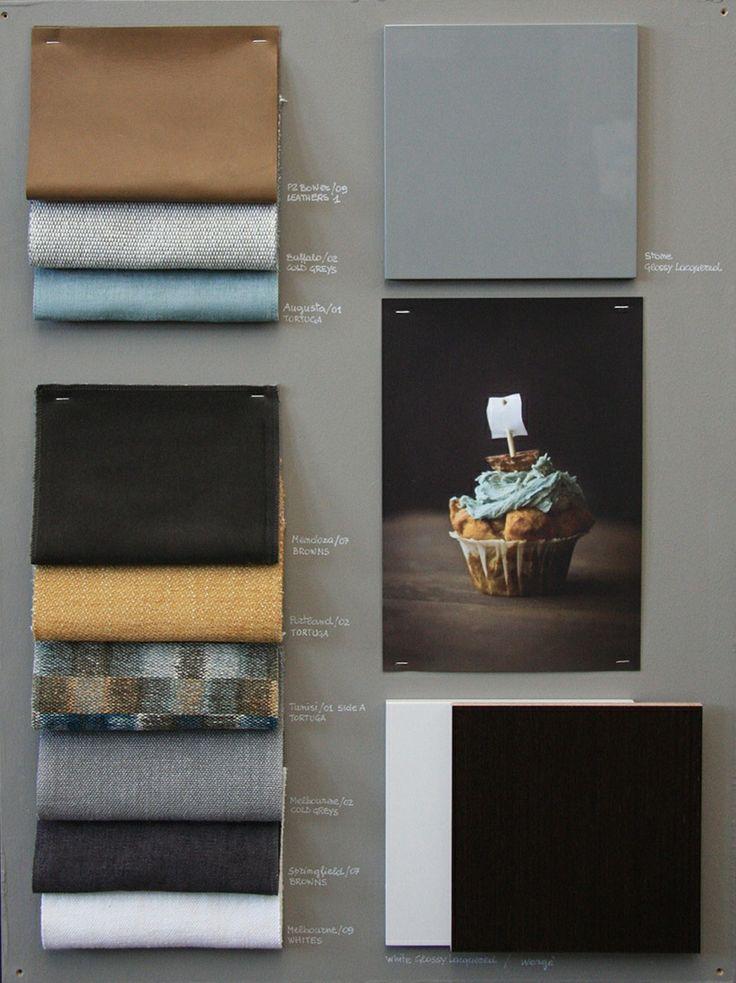 Meridiani Fabric Moodboard 16 Mood Board Design Mood