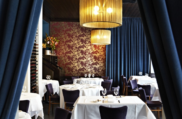 Housed in an elegant Victorian terrace, past the bohemian enclave of Melbourne's famous Brunswick Street, Matteo's is a chic restaurant with opulent private rooms for functions.