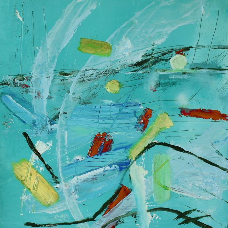 Buy ABSTRACT PAINTING   'A DAY AT THE MARINA', Acrylic painting by Chrissy Guest on Artfinder. Discover thousands of other original paintings, prints, sculptures and photography from independent artists.