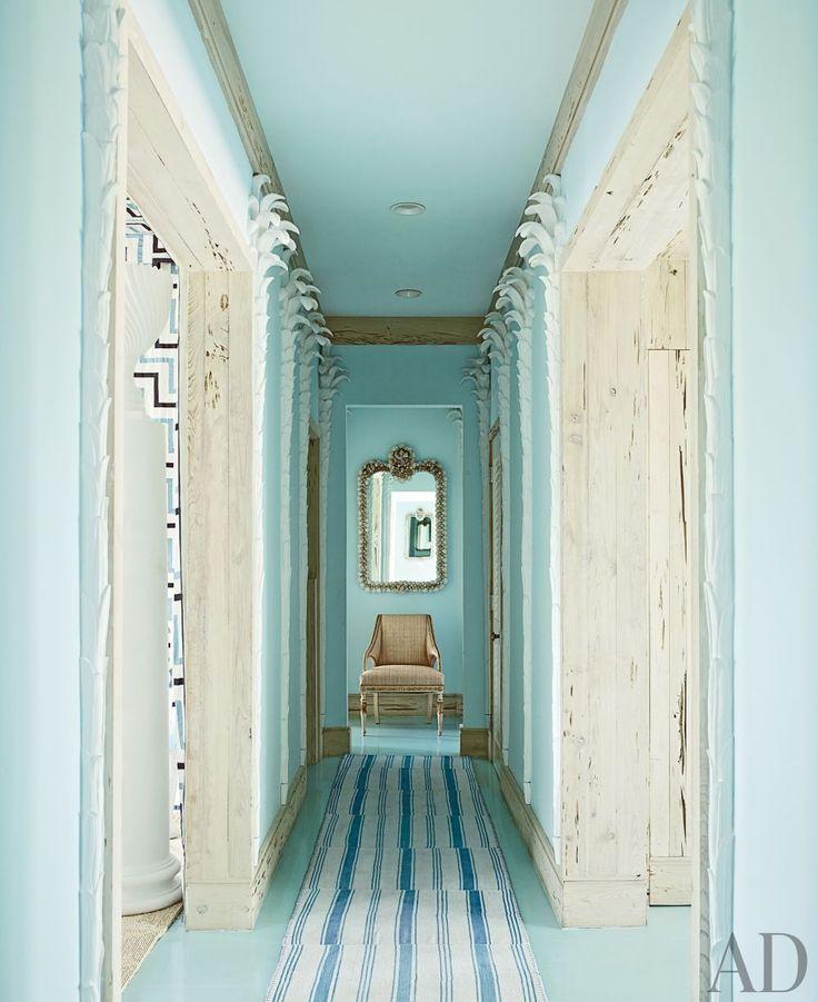DESIGNER: Miles Redd PHOTOGRAPHER: Björn Wallander #theBeach #Wood #Paint