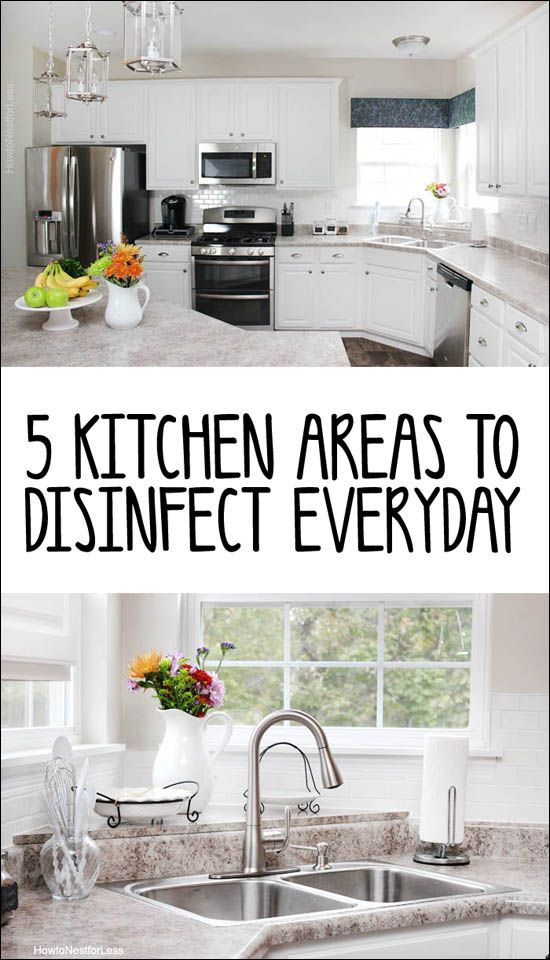 453 best keeping things organized clean images on for Kitchen cleaning tricks