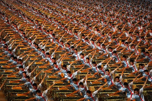 2008 Summer Olympic Opening Ceremony - Beijing   Bryan Pinkall's World of Opera