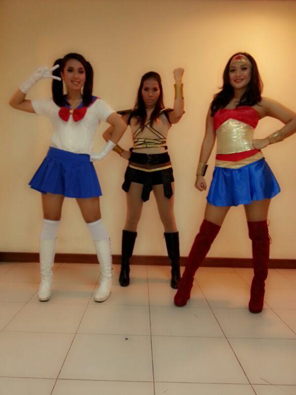superwoman #dance #character