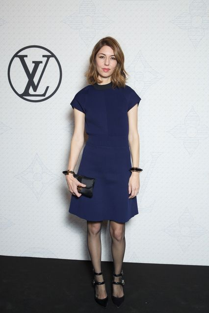 Cool frock on Sofia