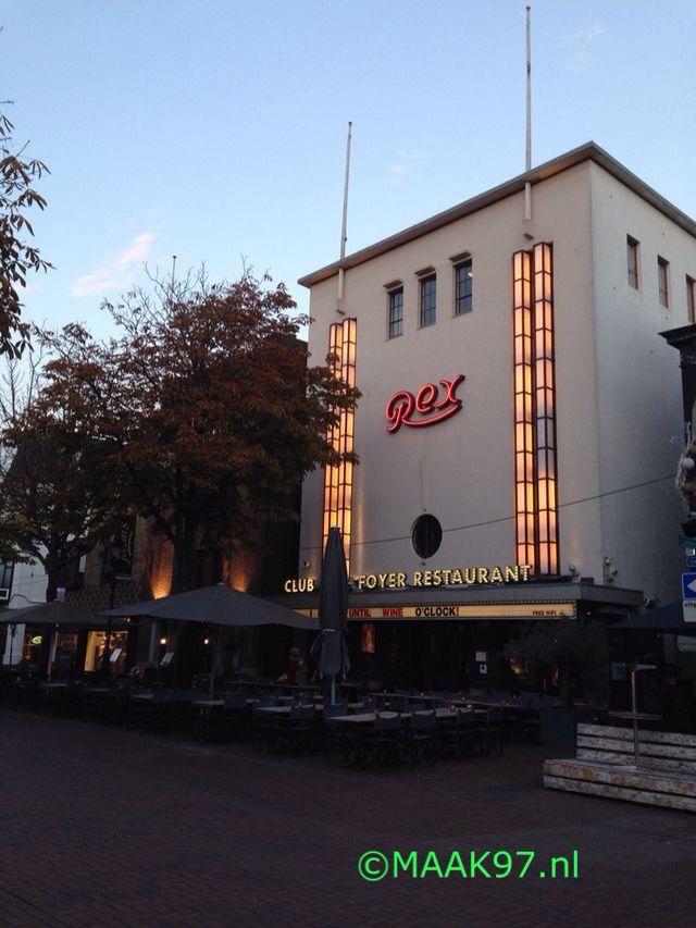 Hilversum Amsterdamse school Dudok?