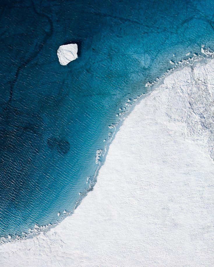 Die Two Degrees Series untersucht die Auswirkungen der globalen Erwärmung auf das arktische Eis …