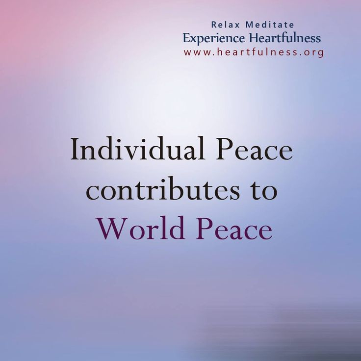 Heartfulness Meditation for World Peace. More information coming soon. International Day of Peace is on September 21. #peaceday #heartfulness