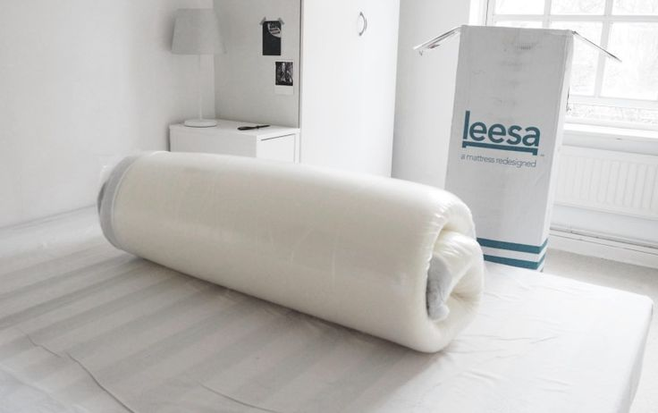 Cate St Hill: Leesa Mattress Review
