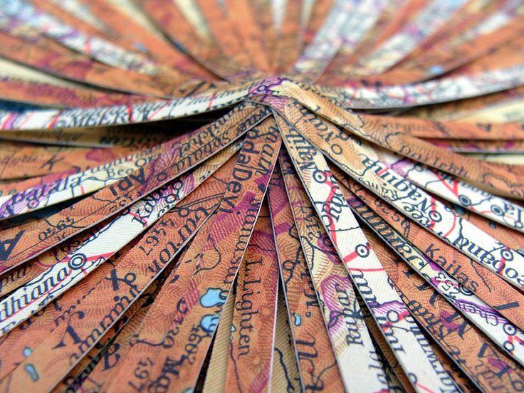 Shannon Rankin map collage