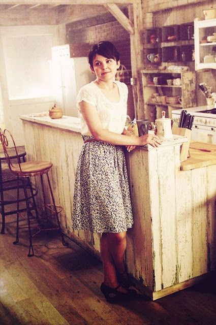 Mary Margaret Blanchard, Once Upon A Time (Ginnifer Goodwin): Style Peg
