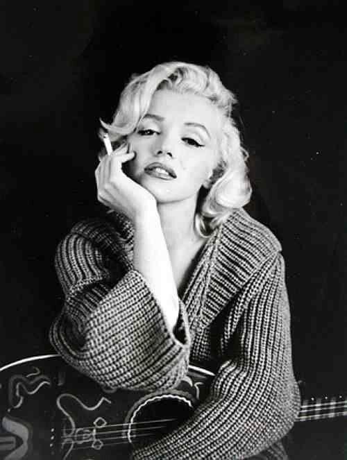 ♥ Marilyn Monroe #celebrities