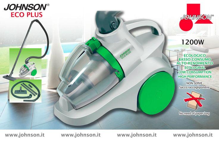 Johnson Eco Plus box