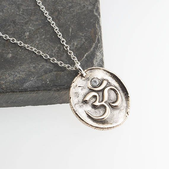 Sterling Silver Mini Square Initial Charm Letter P Hand Stamped Pendant With 20 Silver Bead Chain
