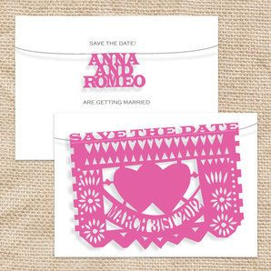 88 best do it your self wedding invites images on pinterest fiesta wedding save the date printable file by i do it yourself solutioingenieria Choice Image