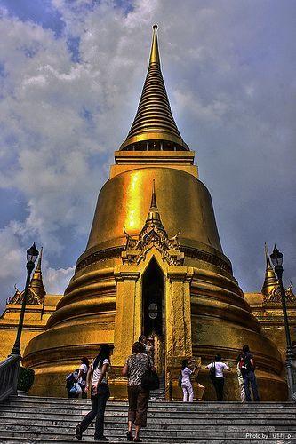 Grand Palace Bangkok  #Thailand #