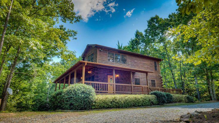 Blue Ridge Treasure Rental Cabin - Blue Ridge, GA