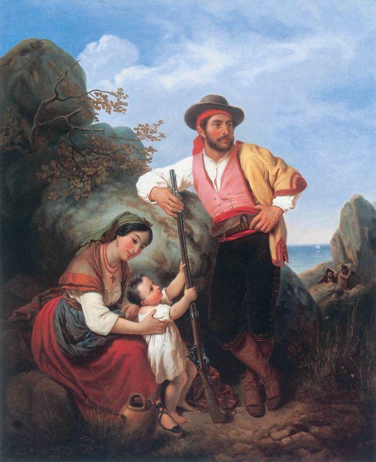 Pihenő család 1850.jpg (884×1083)
