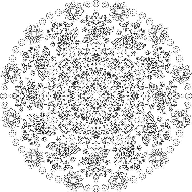 Middle Way - Free printable mandala coloring page. https://mondaymandala.com/m/middle-way?utm_campaign=sendible-pinterest&utm_medium=social&utm_source=pinterest&utm_content=middle-way#utm_sguid=164897,56076ceb-4148-76f3-9424-d610ef378955