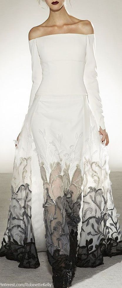 Georges Chakra Couture F/W 2013 by Morwen