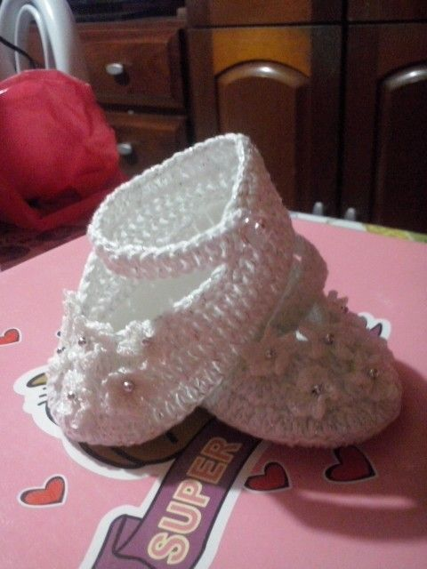 Crocher baby