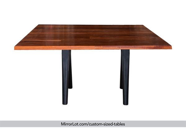 9 best table top extenders images on pinterest diner for Dining room table 40 x 60