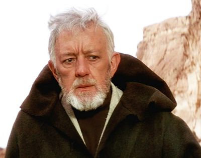 Obi Wan Kenobi in Star Wars is a generous, kind Jedi. #caregiver #archetype #brandpersonality