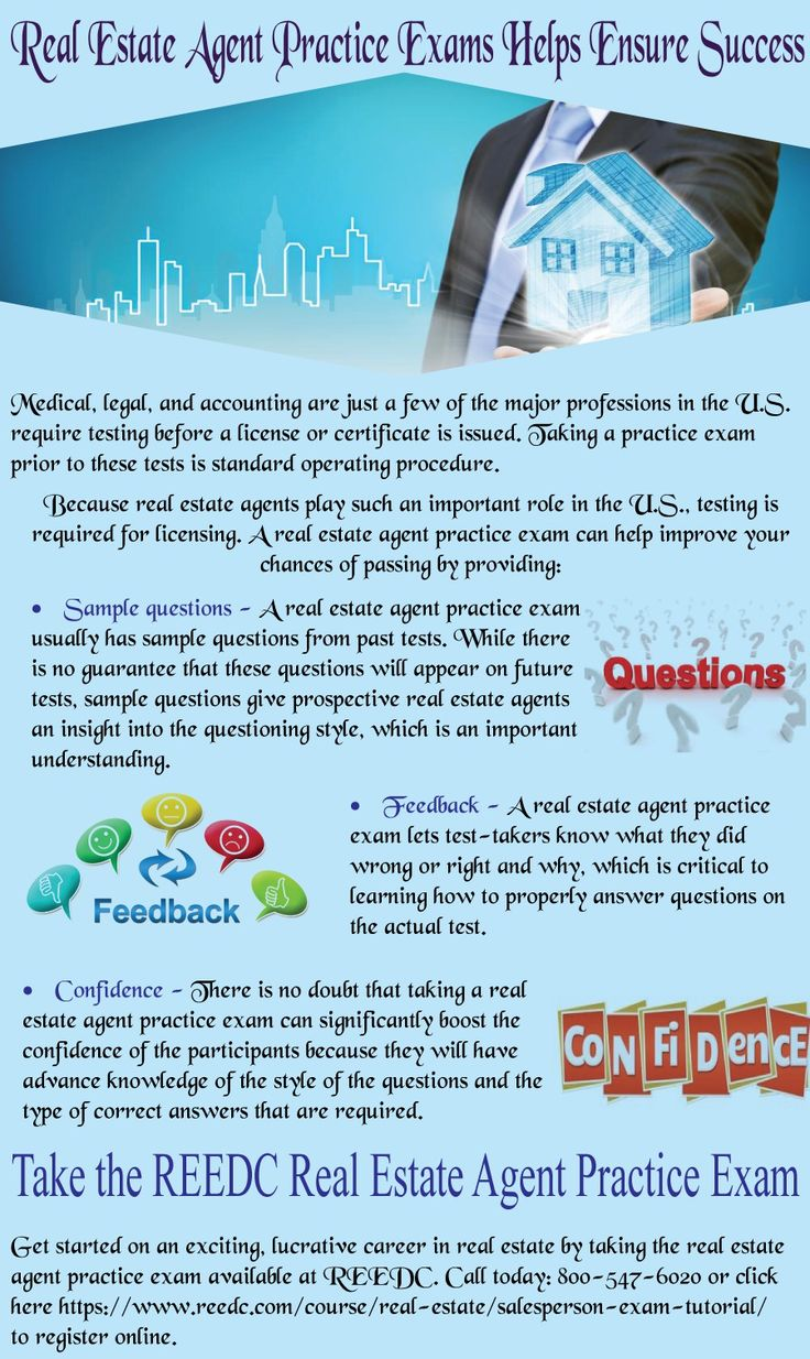 Lucrative career in real estate by taking the real estate agent practice exam available at REEDC. Source: https://www.reedc.com/course/real-estate/salesperson-exam-tutorial/, Information shared above is the personal opinion of the author and not affiliated with the website.