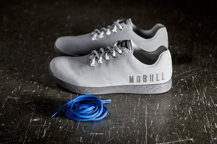 COOL GREY TRAINER (WOMEN'S) - NOBULL - 10