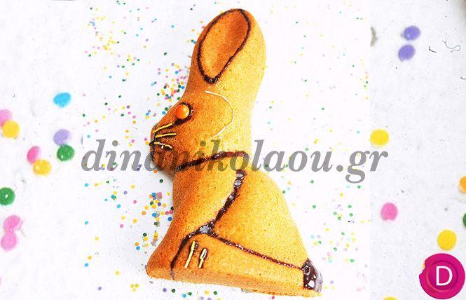 Κέικ μαστίχας | Dina Nikolaou
